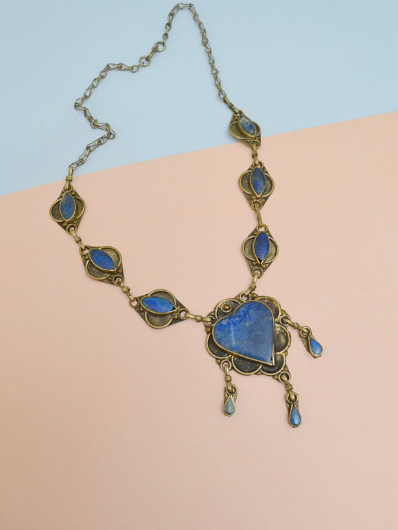 The Nouveau necklace