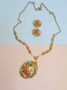 The Ophelia Necklace set