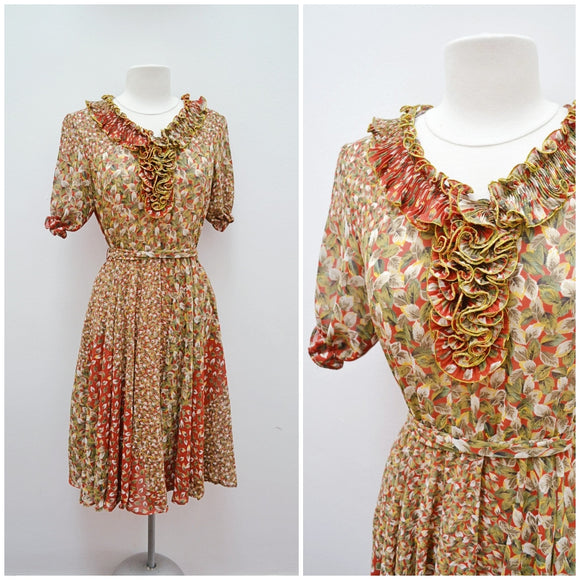 The Autumna dress