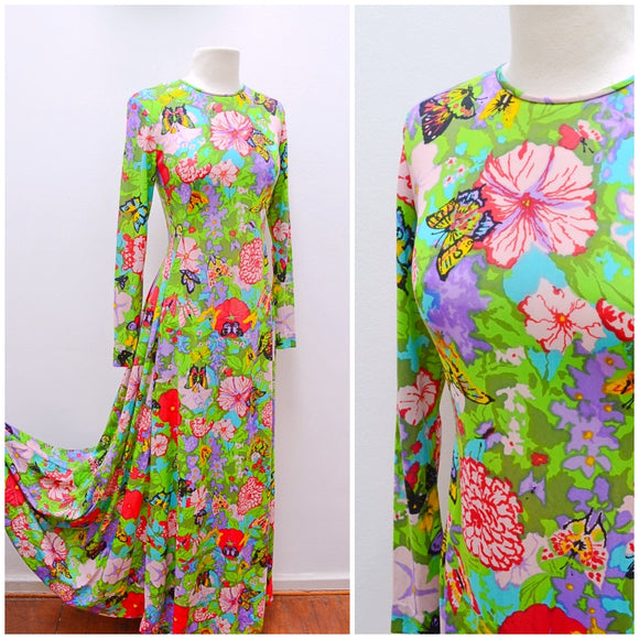 The Butterfly Garden dress