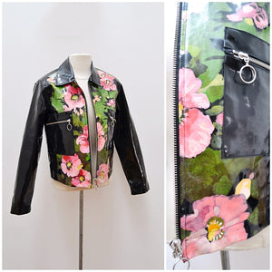 The 'Paint the Roses Pink' jacket