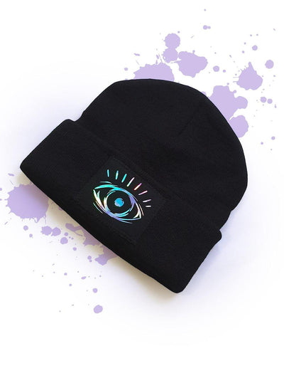 Third eyeBeaine hat - tamaishidesign