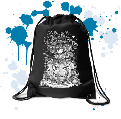 Witch please Sport Backpack - tamaishidesign