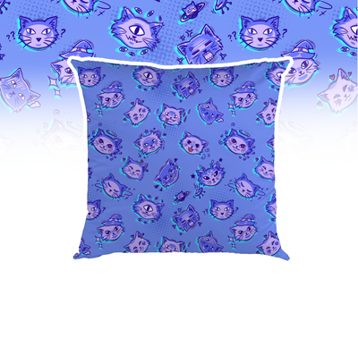 Cute Kittens - Pillowcase - tamaishidesign