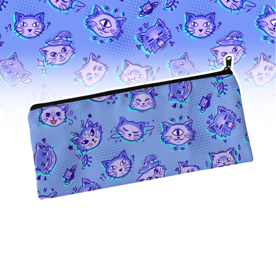 Cute Kittens -Pencilcase/Minibag - tamaishidesign