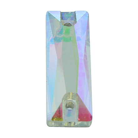 Art.10080 Cristal Rectangular 7x21mm 24pz