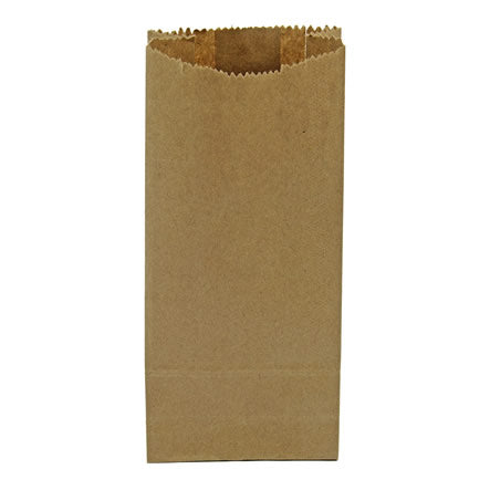 Art.3005 Bolsa Papel Craft 23x10.5x5.5cm 15pz
