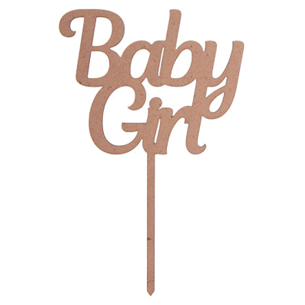 Art.4861 Pick Baby Girl 25x15.5cm 1pz