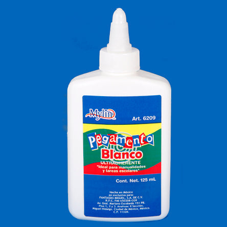 Art.6209 Pegamento Blanco 125ml 1pz