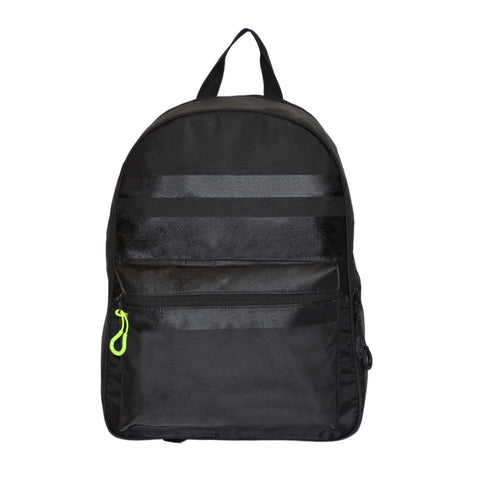 All Black Casual Backpack