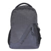 All Grey Polyester Backpack