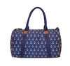 Anchor print Duffle Bag