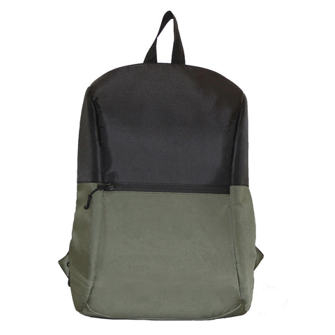 Anti-Theft Colorblock Backpack-II