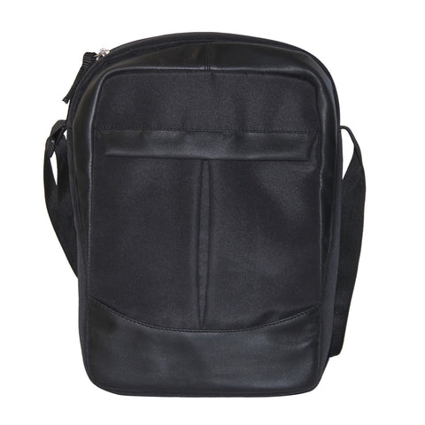 Black Basic Shoulder Bag-I