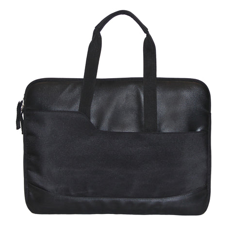 Black Classic Messenger Bag