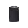 Black Nylon Shoe Bag