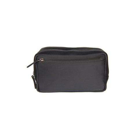 Black Nylon Travel Kit