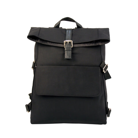 Black Ritzy Backpack