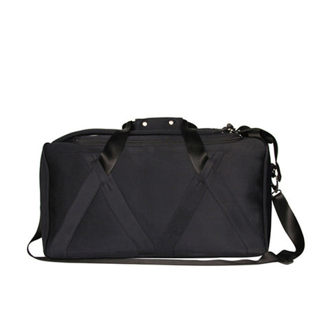 Black Nylon Duffle Bag