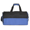 Blue-Black Gym Duffle