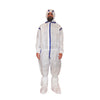 PPE White Coverall CR#PPE-04