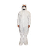 PPE White Coverall CR#PPE-01