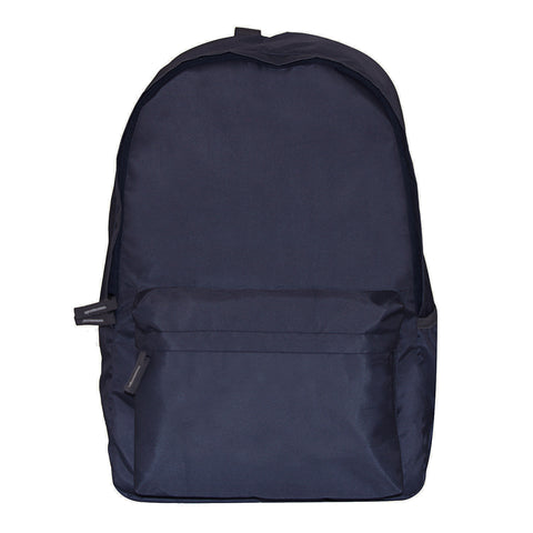 Casual Navy Blue Day Pack