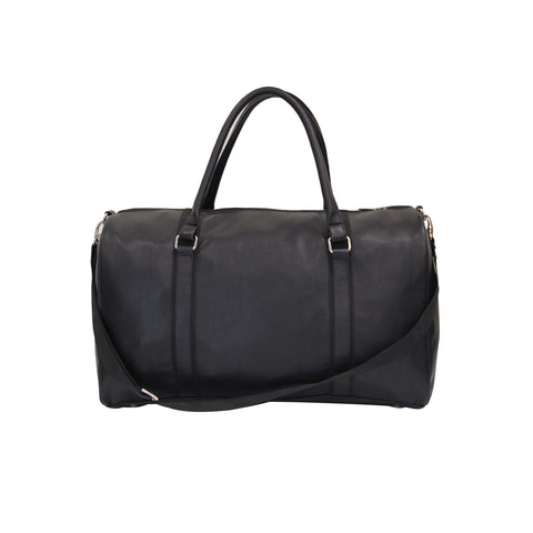 Coal-Back Duffle Bag