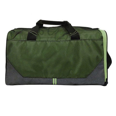 Colorblock Sporty Duffle Bag