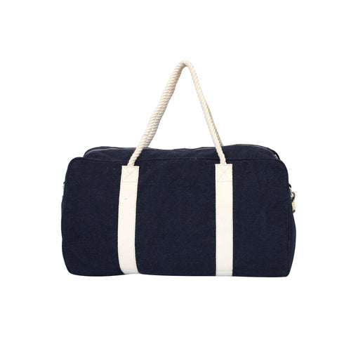 Denim & Rope Duffle Bag