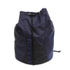 Blue Trendy Drawstring Pack