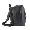 The All Black Duffel Backpack