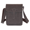 Dusky Brown Sling Bag