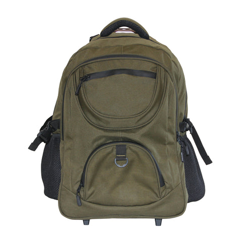 Heavy Duty Backpack with Trolley