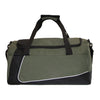 Olive-Black Duffle Bag