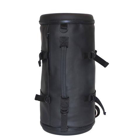 Cylindrical Mould Duffle Plus Backpack
