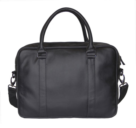 "15"" Black Laptop Messenger"