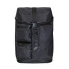 Multi-pocket Black Backpack