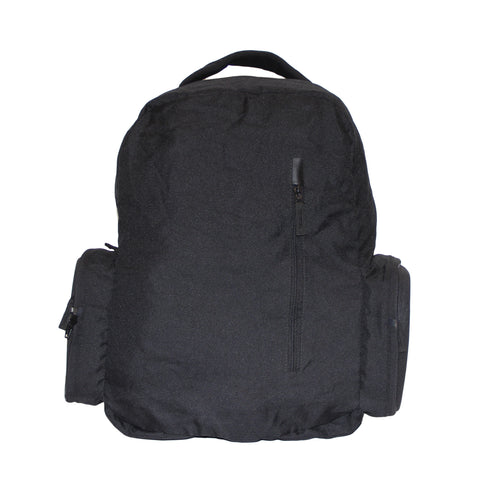 Multi-pocket Square Foldable Backpack