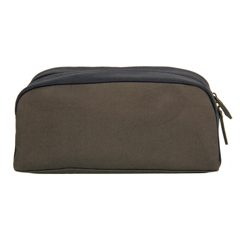 Polyester Canvas Toiletry Kit