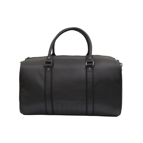 Premium Faux Leather Duffle Bag
