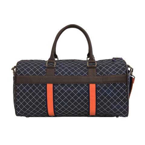 Printed Polyester Duffle Bag