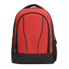 Red-Black Casual Backpack