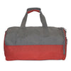 Red-Grey Gym Duffle