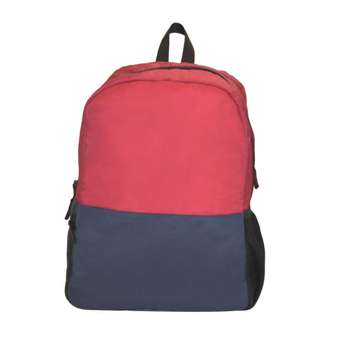 Red Blue Backpack