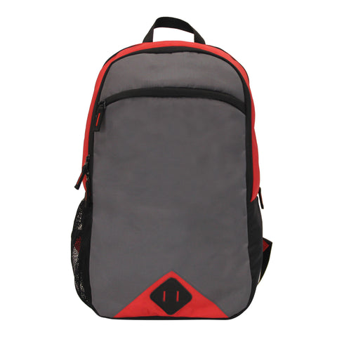 Red & Grey Everyday backpack