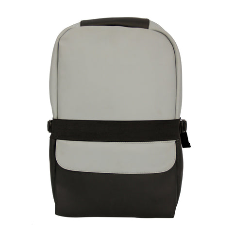 Stupendous Faux Leather Backpack