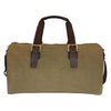 Vintage Canvas Duffle Bag