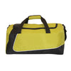 Yellow-Black Duffle Bag