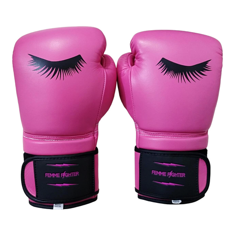 Lashes Boxing Gloves
